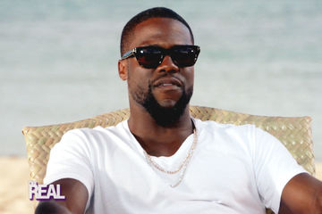 Beachside with Kevin Hart