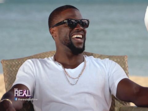 Kevin Hart on Filming 'What Now?' & Working with Halle Berry