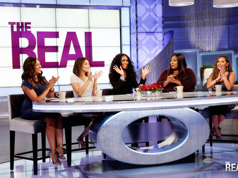 Cynthia Bailey Joins Girl Chat!