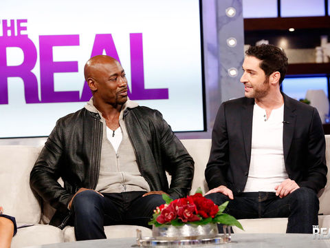 'Lucifer's' DB Woodside on That Time He Wore a Dress