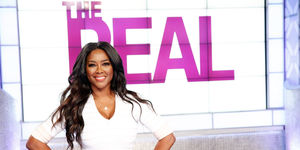 Kenya Moore Joins Girl Chat