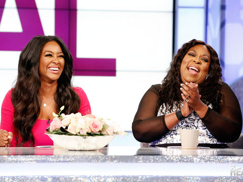Kenya Moore Opens Up about Dating a Younger Man