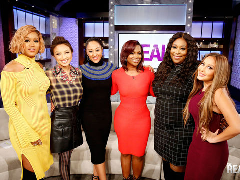 Friday on 'The Real': TGIF with Eve & Kandi Burruss