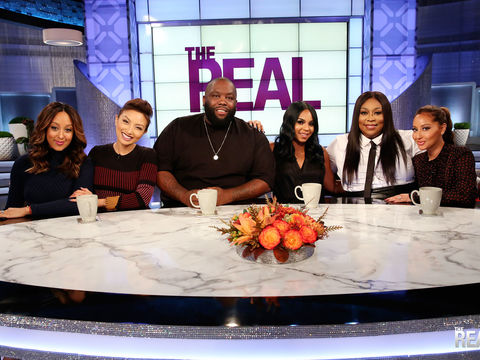 Wednesday on 'The Real': The Results Are In, Killer Mike Joins the Convo!