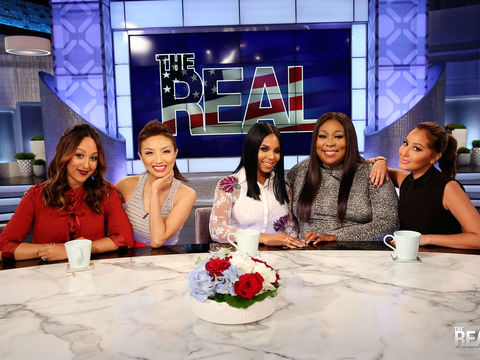 Friday on 'The Real': It's Our Veterans Day Show with Ashanti!