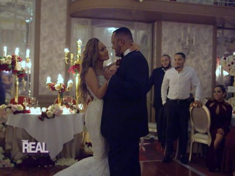 Adrienne and Israel's First Dance!