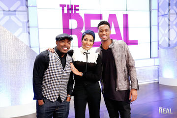 Jessie T. Usher, Will Packer, & Monica!