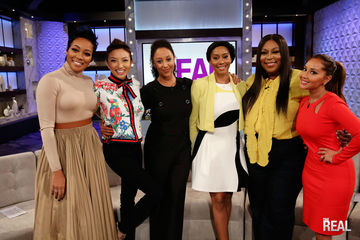 Guest Co-Host Monica, Simone Missick