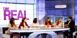 Monday on 'The Real': Inside Adrienne & Israel's Wedding!