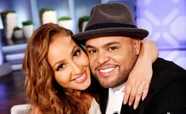Adrienne & Israel Tie the Knot!