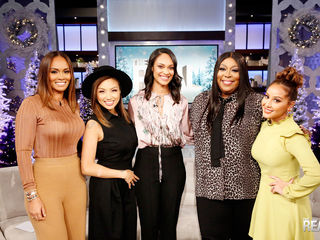 Co-Host Evelyn Lozada, Cynthia Addai-Robinson