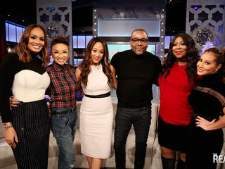 Lee Daniels, Guest Host Evelyn Lozada