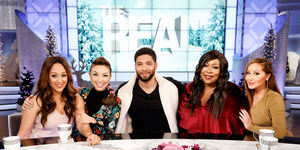 Thursday on 'The Real': Jussie Smollett
