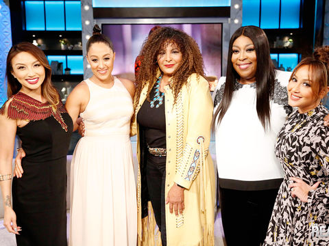 Tuesday on 'The Real': Pam Grier Keeps It REAL