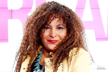 Pam Grier Keeps It REAL
