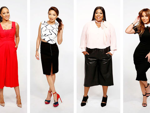 Tuesday's 'The Real' Style Breakdown