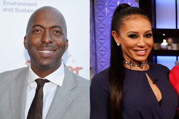 John Salley, Special Co-Host Mel B