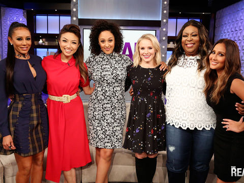Thursday on 'The Real': Guest Co-Host Mel B, Kristen Bell!