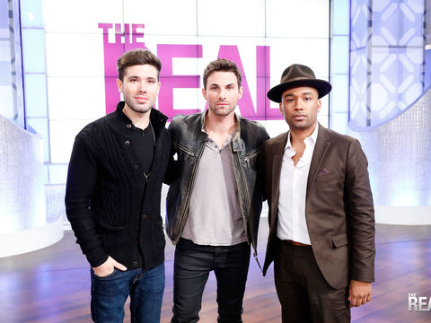 Tuesday on 'The Real': Cast of 'The Bay' and Co-Host Mel B