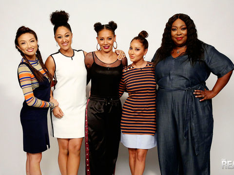Friday on 'The Real': Taraji P. Henson, Guest Co-Host Mel B!