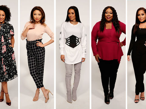 Friday's 'The Real' Style Breakdown
