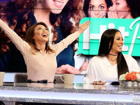 'The Real' Hosts Hit Reply!