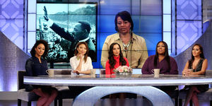 Monday on 'The Real': It's MLK Day with Bernice King, Angela Rye