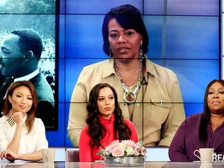 MLK Day with Bernice King, Co-Host Angela Rye