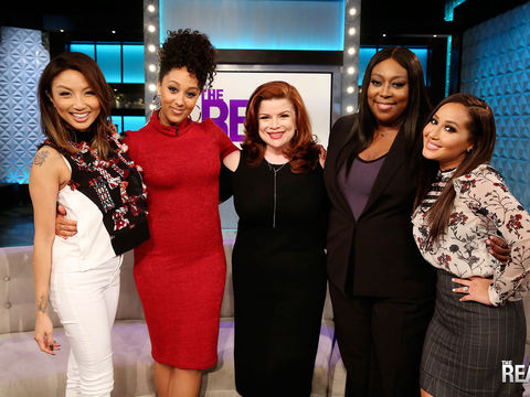 Tuesday on 'The Real': Renee Lawless Is Here!