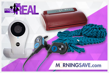 Rack Up on These Steals on The Real!