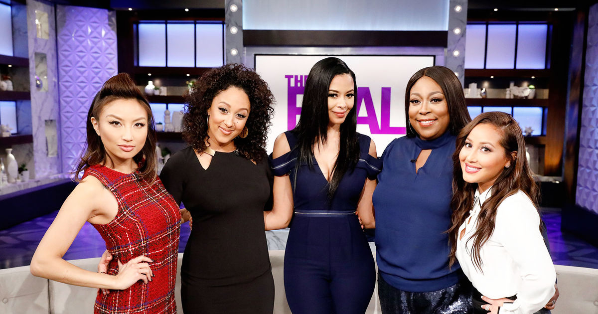 Monday on 'The Real': We're Hangin' with Vanessa Simmons!