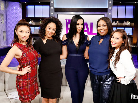 Wednesday on 'The Real': We're Hangin' with Vanessa Simmons!