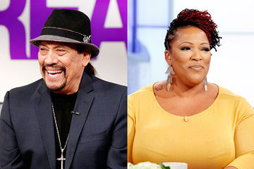 Danny Trejo, Guest Co-Host Frenchie Davis!