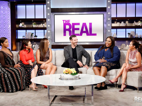 Eddie Cibrian Talks Married Life & 'Rosewood'