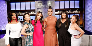 Thursday on 'The Real': Guest Co-Host Joseline Hernandez, Keri Hilson