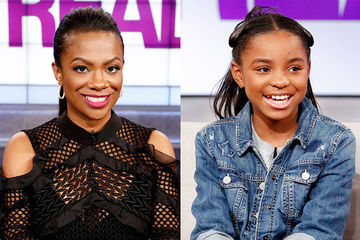 Guest Co-Host Kandi Burruss, Saniyya Sidney