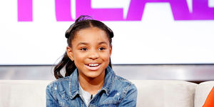 Introducing 10-Year-Old Actress Saniyya Sidney!