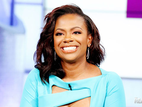 Wednesday on 'The Real': Guest Co-Host Kandi Burruss, Glamour Performs!