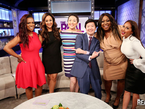 Thursday on 'The Real': Jeannie Is Live in Chicago, Plus, Kandi Burruss, Ken…