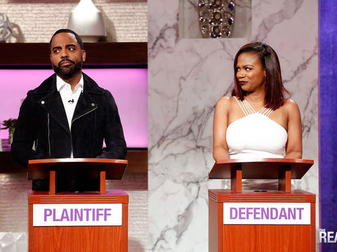 Loni's Love Court with Kandi and Todd