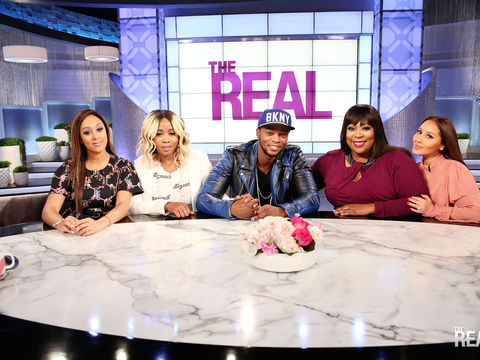 Tuesday on 'The Real': Guest Co-Host Remy Ma, and Papoose!