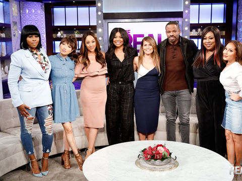 Wednesday on 'The Real': Guest Co-Host Remy Ma, Gabrielle Union, Van Jones
