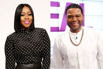 Guest Co-Host Remy Ma, Anthony Anderson