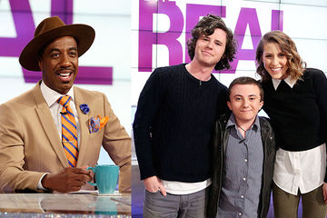 J.B. Smoove & 'The Middle' Cast Stops By!