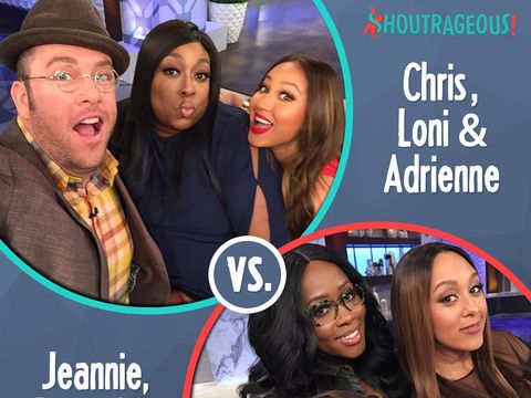 This Is... Shoutrageous! Tune in to see @NBCThisIsUs star Chris Sullivan duke…