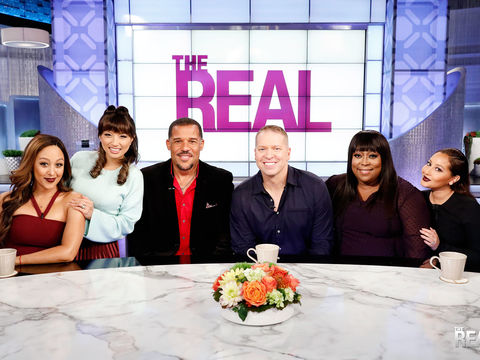 Tuesday on 'The Real': Bro-Host Gary Owen, Peter Parros, Plus Sybrina Fulton…