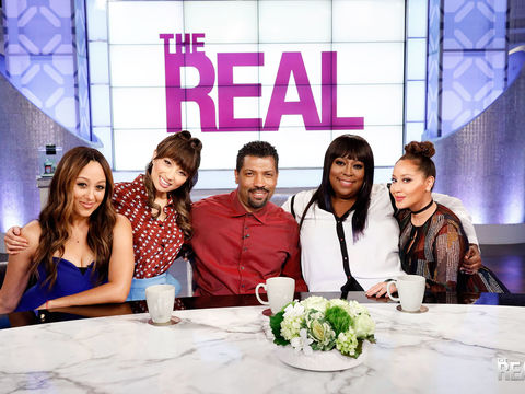 Friday on 'The Real': TGIF with Guest Co-Host Deon Cole