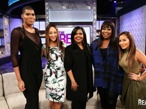 Thursday on 'The Real': Guest Co-Host EJ Johnson, CeCe Winans