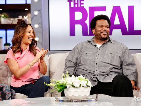 Craig Robinson Plays 'Celeb in 60'