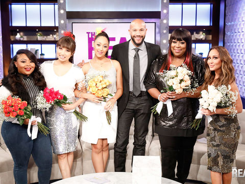 Tuesday on 'The Real': Guest Co-Host Shekinah, Stephen Bishop